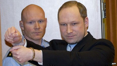 Anders Behring Breivik (6 Feb 2012)