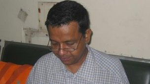 Prof Ambikesh Mahapatra