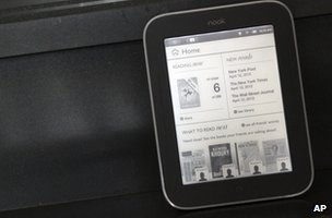 Nook e-reader