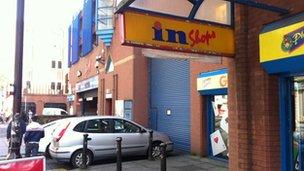 inshops Belfast