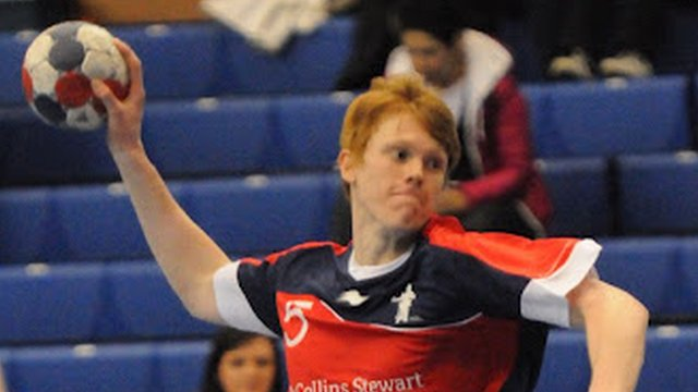 Highlights of the GB men's team in action at the London Handball Cup in Crystal Palace
