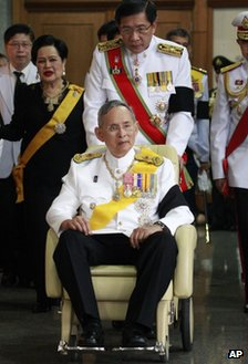 King Bhumibol Adulyadej