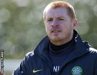 Lennon is looking to the future with Celtic