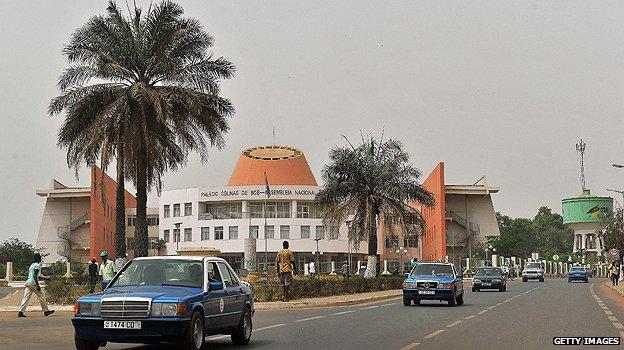 Guinea-Bissau parliament