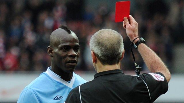 Theo Van Seggelen says Mario Balotelli needs help