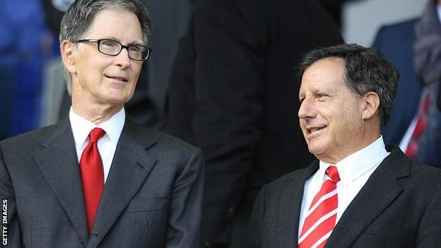 John W Henry and Tom Werner