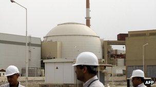 Iran insists its nuclear programme is peaceful