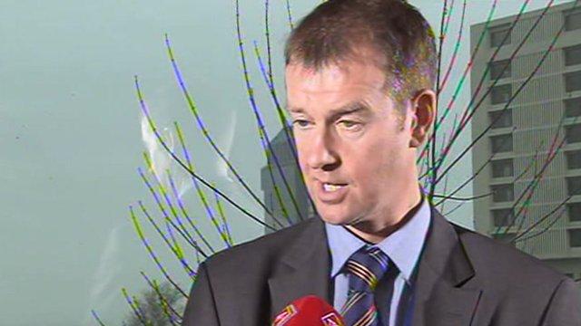 Michael Mann, the chief spokesman to the EU foreign policy head, Catherine Ashton