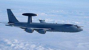 Boeing Sentry E3D