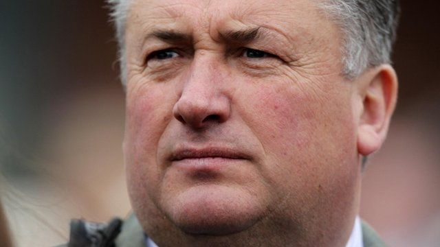 Paul Nicholls, trainer of Grand National winner Neptune Collonges