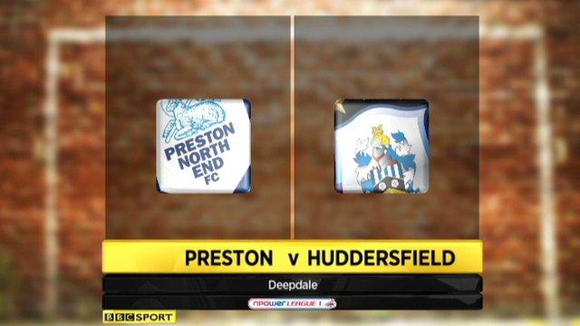 Preston 1-0 Huddersfield