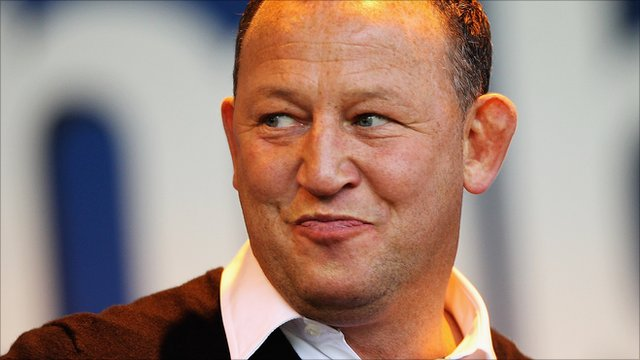 Sale Sharks chief executive Steve Diamond