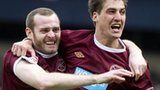Craig Beattie and Rudi Skacel