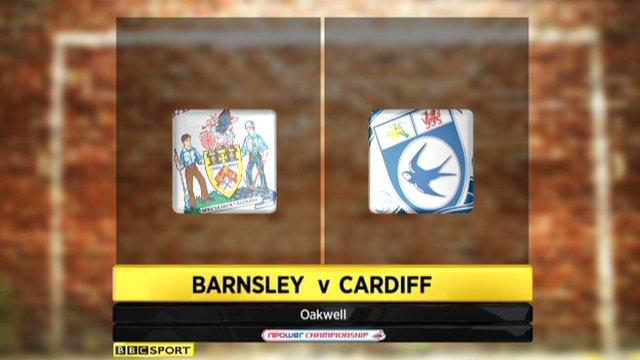 Barnsley 0-1 Cardiff