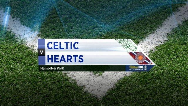 Highlights - Celtic 1-2 Hearts