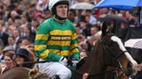 Jockey AP McCoy rode Synchronised in Saturday's Grand National