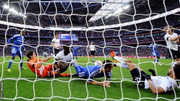Juan Mata's goal stood