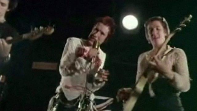 Sex Pistols God save the queen sex shop melun