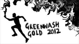 Greenwash Gold 2012 logo