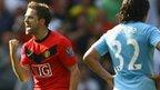 2009/10 Man Utd 4-3 Man City