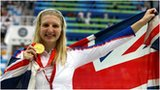 Double Olympic champion Rebecca Adlington