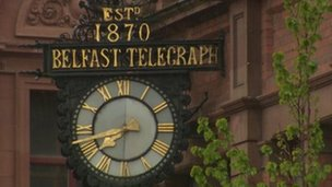 Belfast Telegraph building