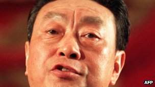 File photo: Chen Xitong