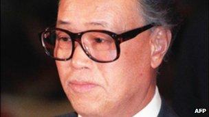 File photo: Zhao Ziyang