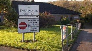 John Daniel Centre