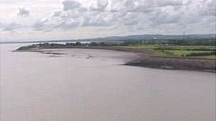 The Severn estuary
