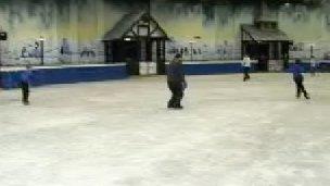Pavilions ice rink