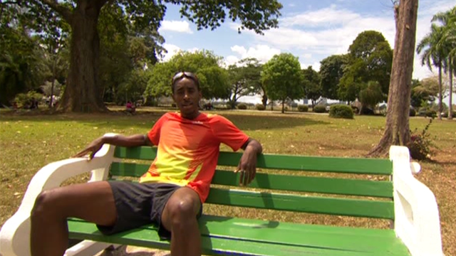 Trinidad and Tobago hurdler Jehue Gordon answers the big questions 