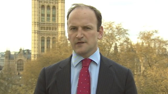 Clacton Conservative MP Douglas Carswell