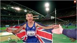2000 Sydney Olympics triple-jump winner Jonathan Edwards