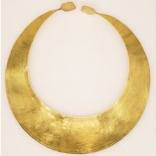 Penwith lunula necklace