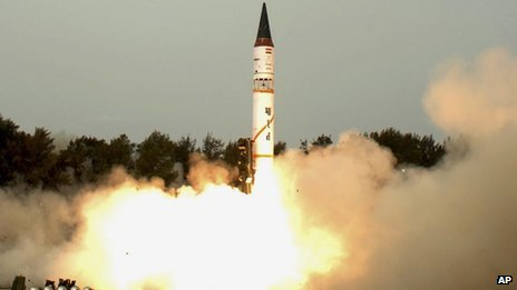 Agni-III launch