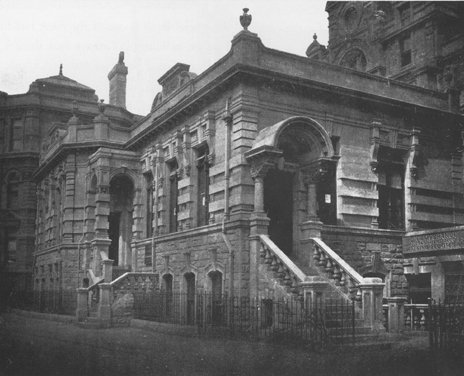 The Coal Exchange, circa 1920s