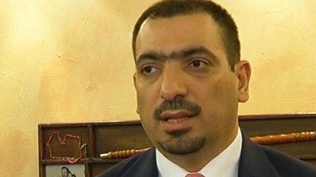 Ibrahim Al-Jazi, Jordan's Justice Minister