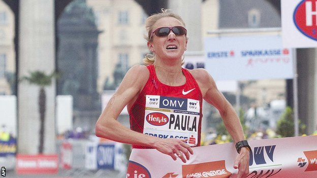 Paula Radcliffe