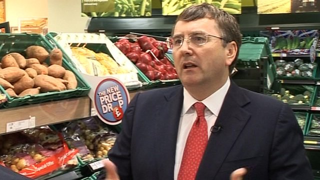 Philip Clarke, Tesco