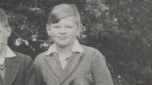 School photo of Benny Hill