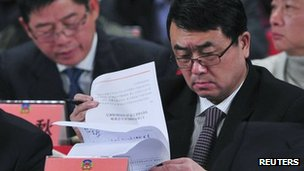 Wang Lijun previously enjoyed a close relationship with senior politician Bo Xilai