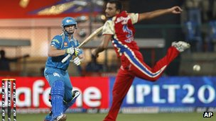 Indian Premier League game