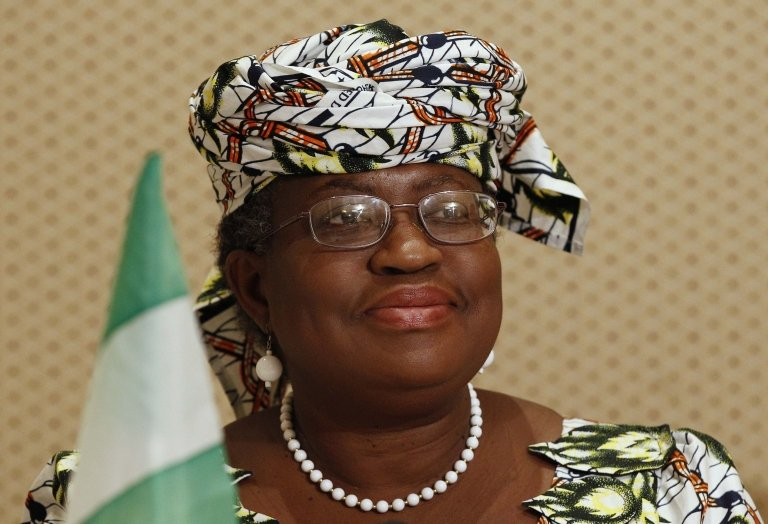 Nigerian Finance Minister, Ngozi Okonjo-Iweala