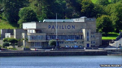 Rothesay Pavilion