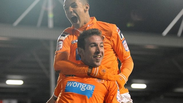 Blackpool 1-0 Leeds United