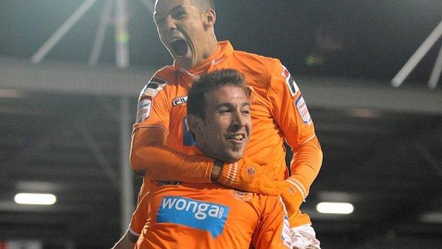 Blackpool 1-0 Leeds United