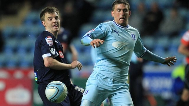 Coventry 0-1 Millwall