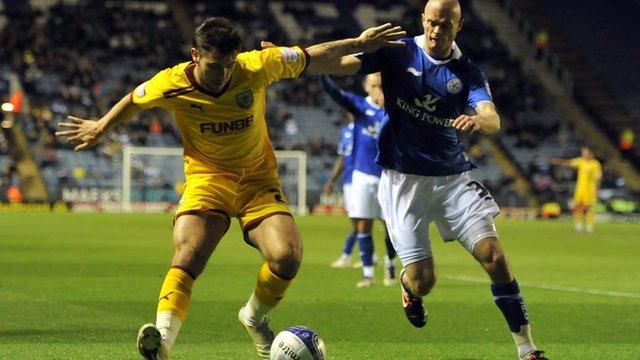 Leicester 0-0 Burnley