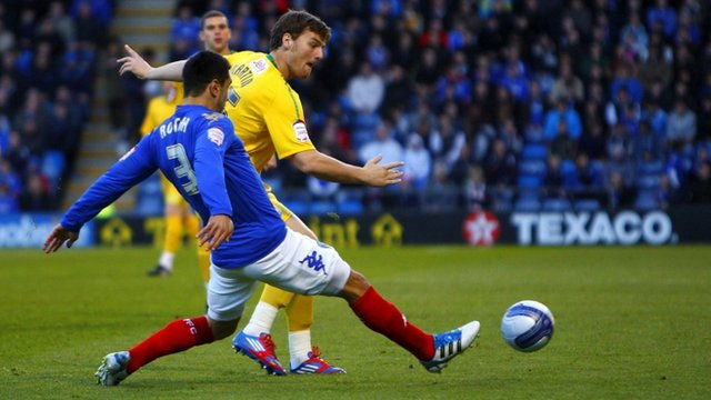 Highlights - Portsmouth 2-1 Crystal Palace